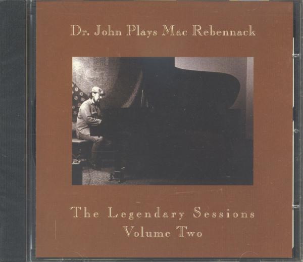 Dr. John Plays Mac Rebennack (CD)
