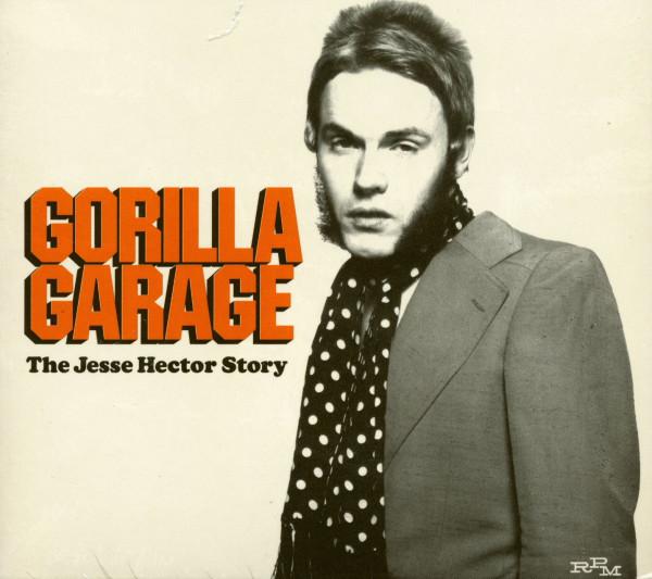 Gorilla Garage - Jesse Hector Story (CD)