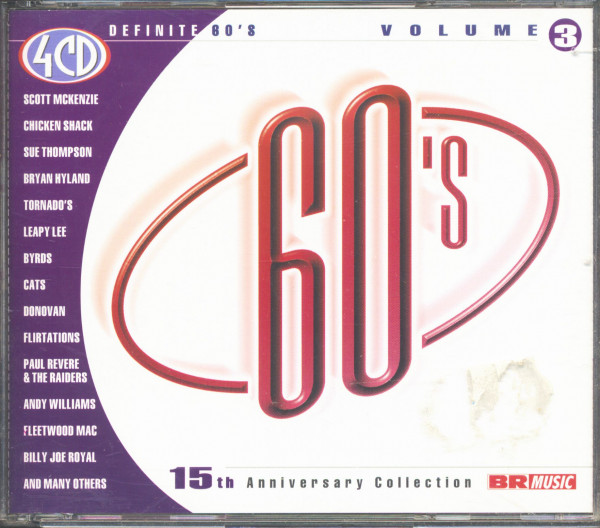 60's Collection Vol.3 (4-CD)