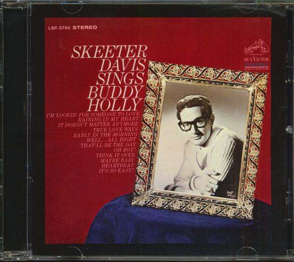 Skeeter Davis Sings Buddy Holly (CD)