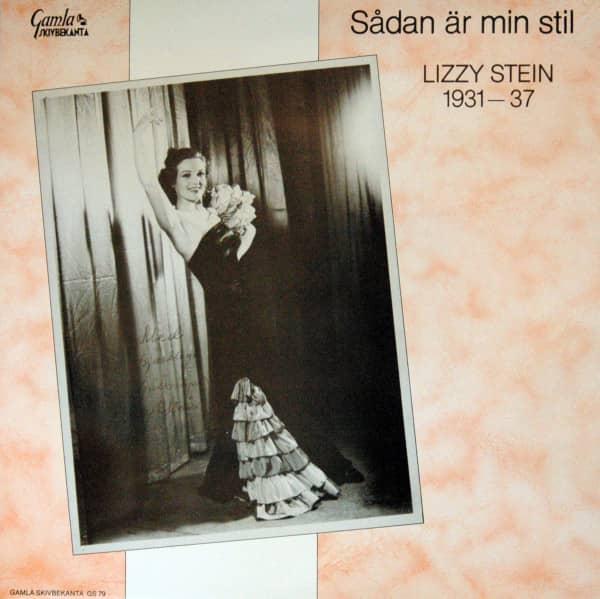 Sadan Är Min Stil 1931-37 (Gatefold Sleeve)