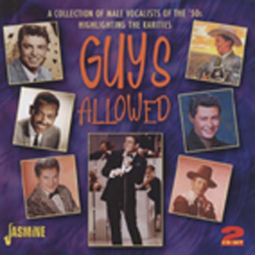 Guys Allowed (1950s Male Vocal Rarities) 2-CD