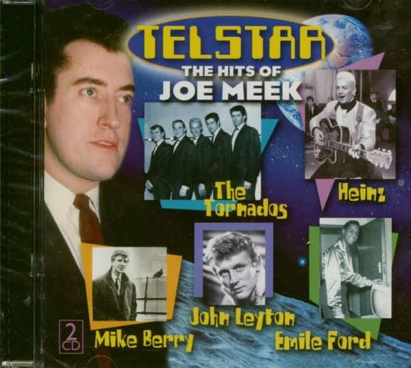 Telstar - The Hits Of Joe Meek (2-CD)