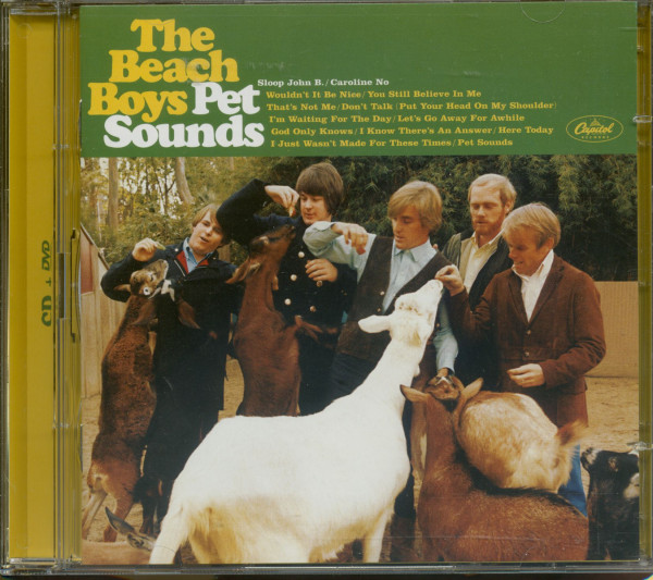 Pet Sounds 40th Anniversary (CD & DVD)
