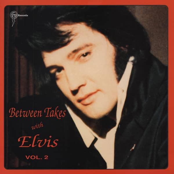 Between Takes With Elvis Vol.2 (LP)