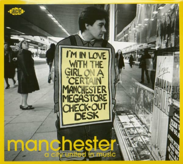 Manchester - A City United In Music (2-CD)