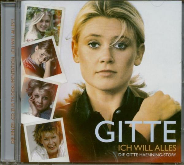 Ich will alles - Die Gitte Haenning Story (CD)