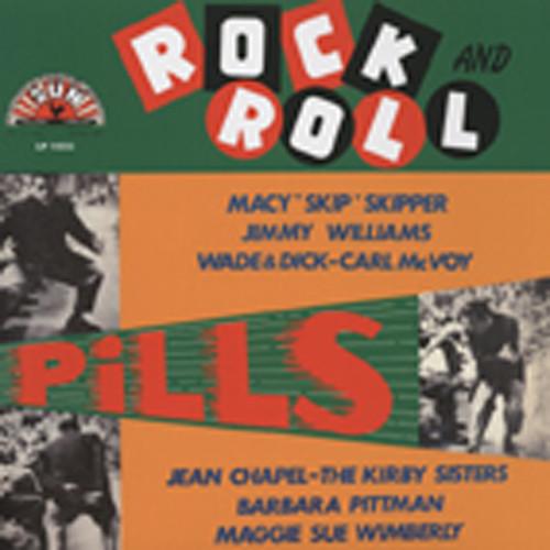 Rock & Roll Pills (LP 1023) 180g Vinyl
