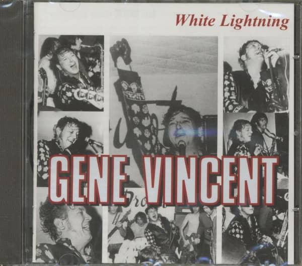 White Lightning (CD)