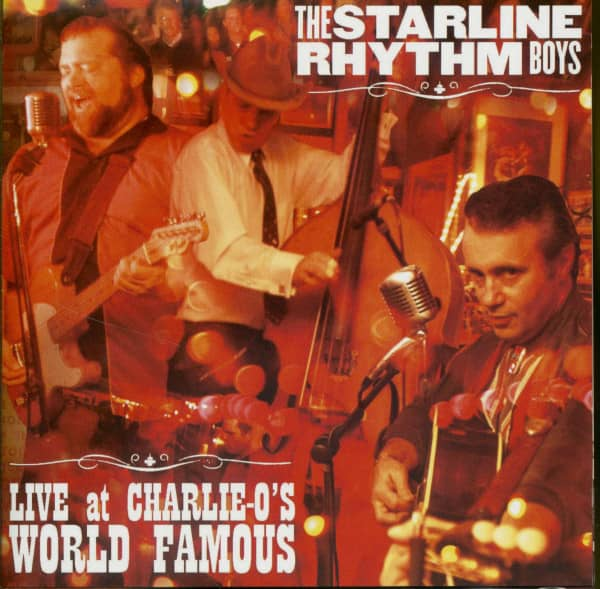 Live At Charlie-O's World Famous (CD)