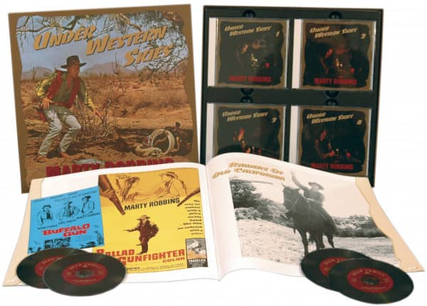 Under Western Skies (4-CD Deluxe Box Set)