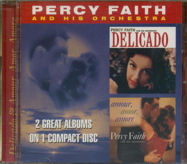 Delicado - Amour, Amor, Amore (CD)