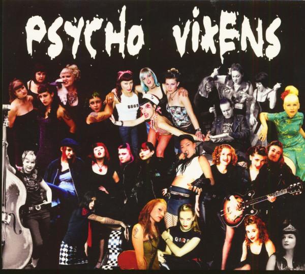 Psycho Vixens (CD)
