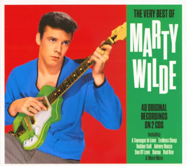 The Very Best Of Marty Wilde (2-CD)