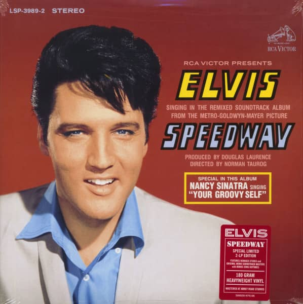 Speedway - The Remixed Soundtrack Masters (2-LP, Limited Edition)