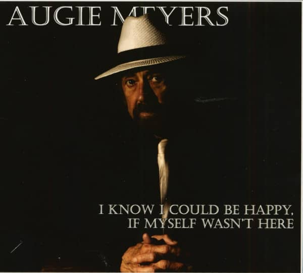 I Know I Could Be Happy If Myself Wasn't Here (CD)