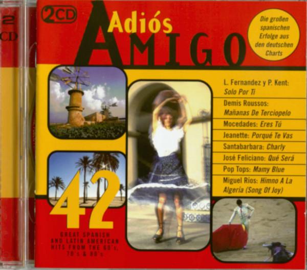 Adios Amigos (2-CD)