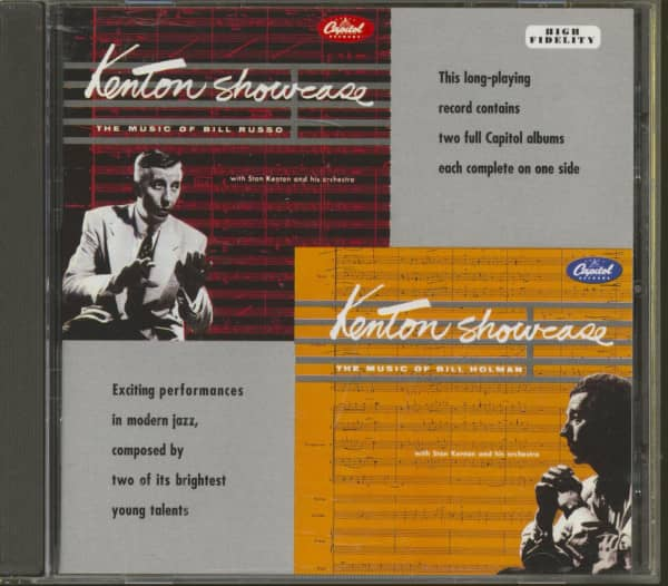 Kenton Showcase (CD)