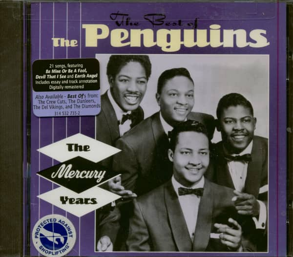 The Best Of Penguins - The Mercury Years (CD)