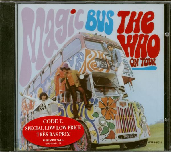 Magic Bus (CD)
