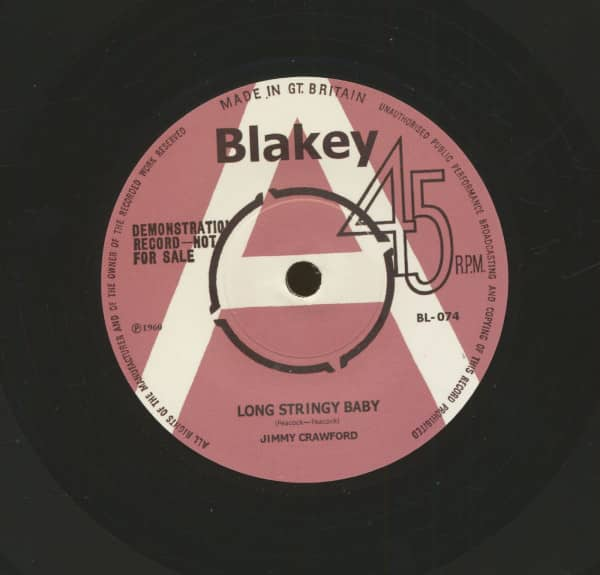 Long Stringy Baby - Chills And Fever (7inch, 45rpm, sc)