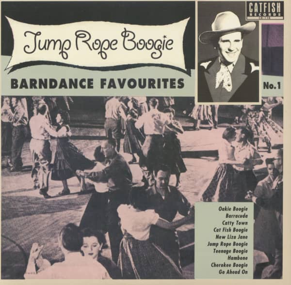 Jump Rope Boogie (LP, 10inch)