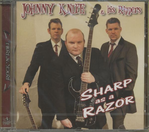 Sharp As A Razor (CD)