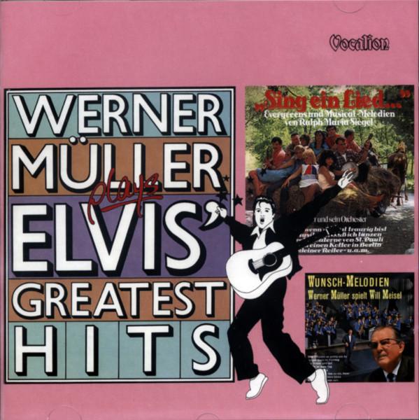 Elvis' Greatest Hits - Sing ein Lied - Wunsch-Melodien