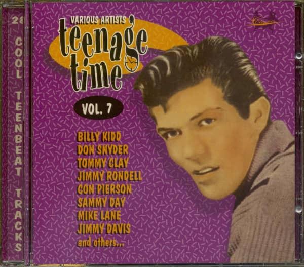 Teenage Time Vol.7 (CD)