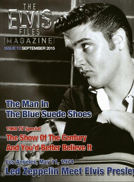 The Elvis Files Magazine #13-September 2015