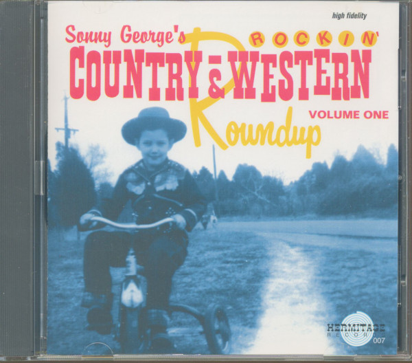 Sonny George's Rockin' Country & Western Roundup - Volume 1 (CD)