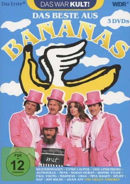 Das Beste aus Bananas 1981-84 (3-DVD)