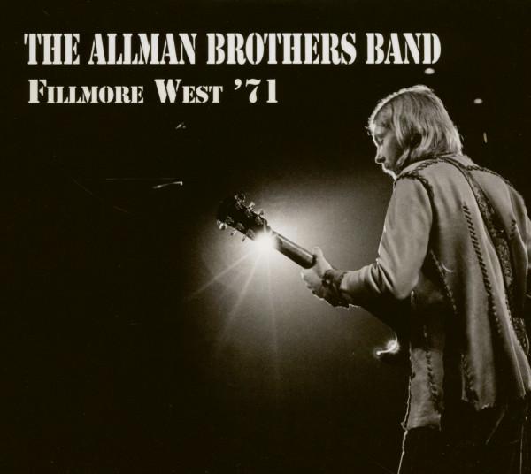 Fillmore West '71 (4-CD)