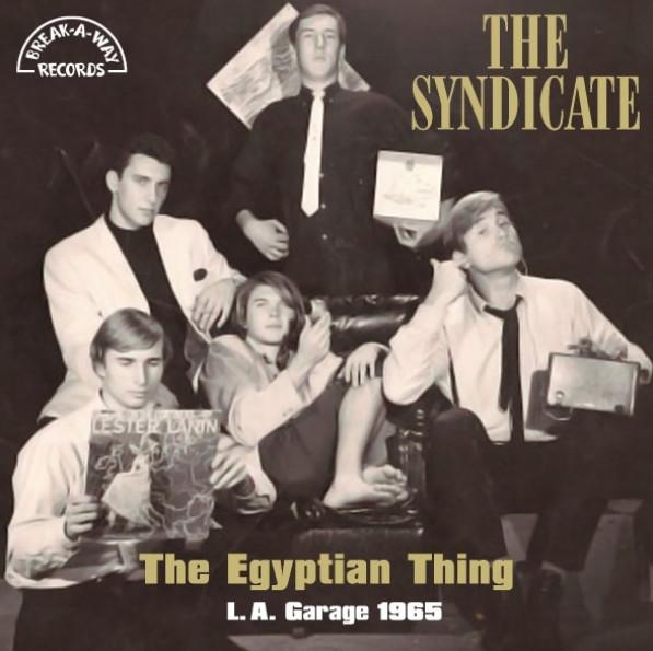 Egyptian Thing - California Garage 1965