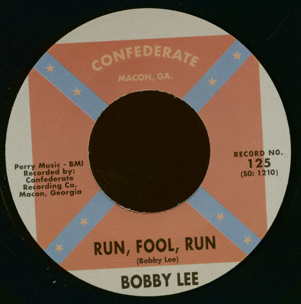 Run Fool Run - Shake Me Baby (7inch, 45rpm)