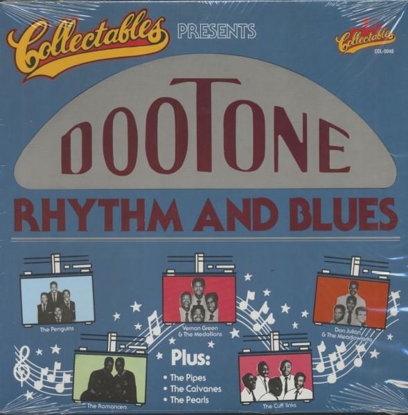 Dootone Rhythm And Blues (LP)