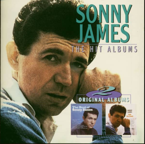 The Best Of Sonny James- Only The Lonely (CD)