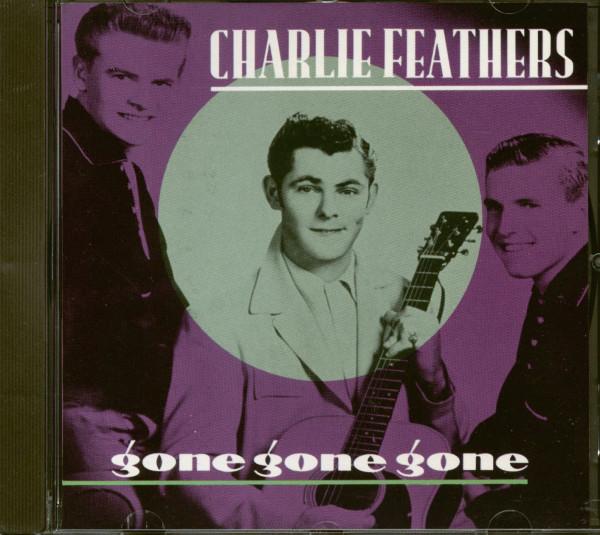 Gone, Gone, Gone (CD)