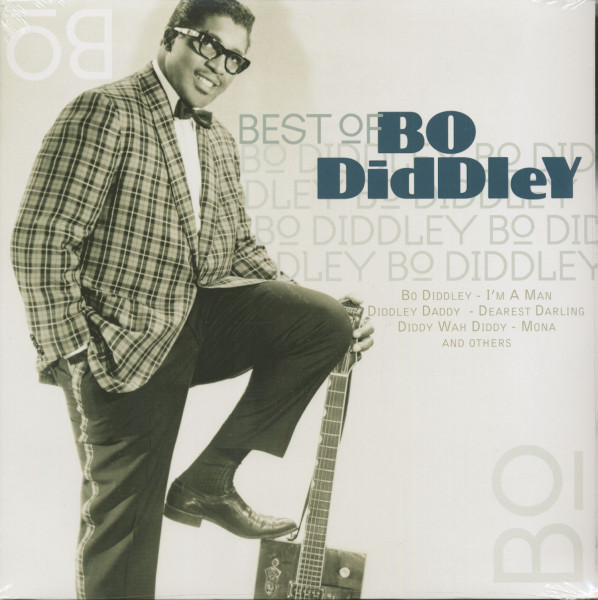 Best Of Bo Diddley (LP, 180g)