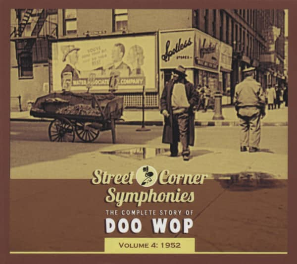 Vol.04, 1952 The Complete Story Of Doo Wop