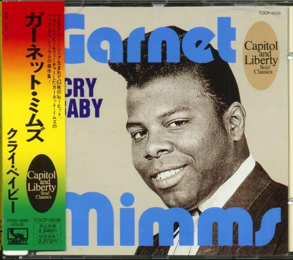 Cry Baby (CD, Japan)