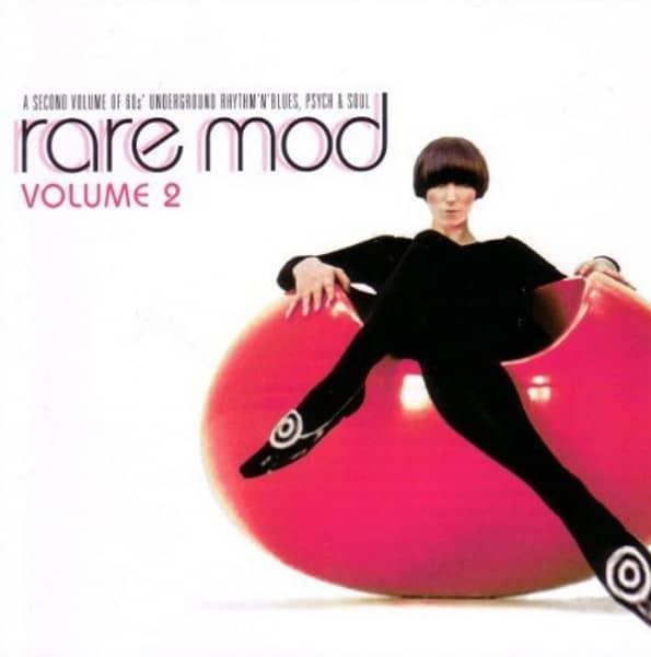 Vol.2, Rare Mod