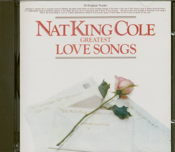 Greatest Love Songs (CD)