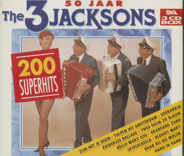 200 Superhits 3-CD