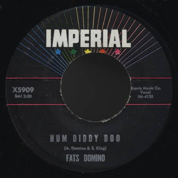 Hum Diddy Doo - Those Eyes 7inch, 45rpm