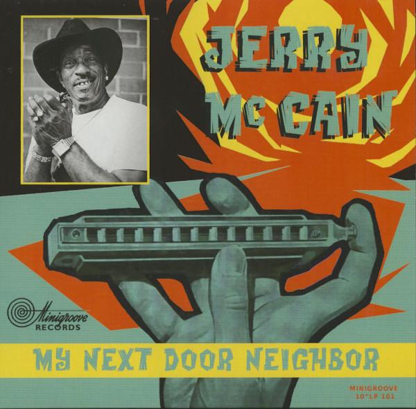 My Next Door Neighbour (LP, 10inch)
