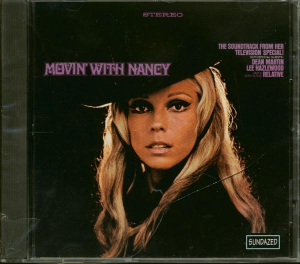 Movin' With Nancy (CD)