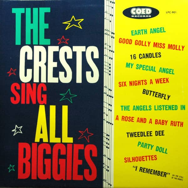 Sing All The Biggies (LP)