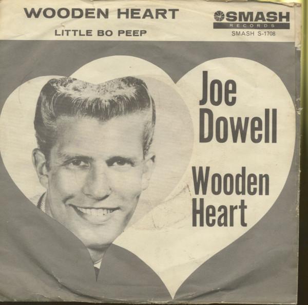 Wooden Heart - Little Bo Peep (7inch, 45rpm, PS)