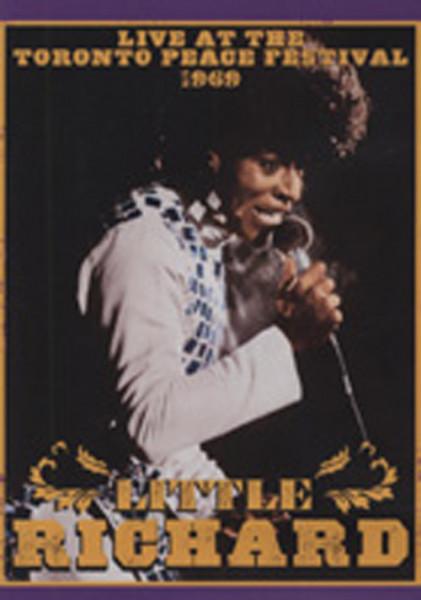 Live At Toronto Peace Festival 1969